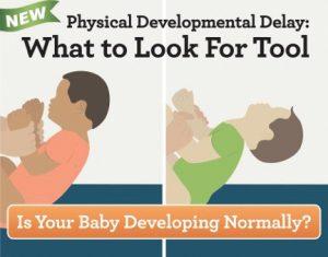 تاخیر رشدی کودک، علل و درمان آن